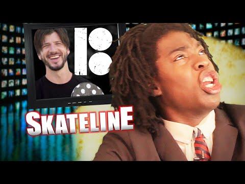 SKATELINE - Chris Cole, Pj Ladd, Kilian...