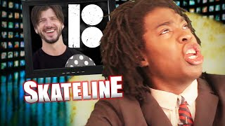 SKATELINE - Chris Cole, Pj Ladd, Kilian Martin, Tom Asta, Chris Joslin and more...