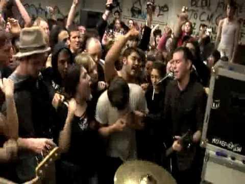 Against Me! Live Blackbox Walking Is Still Honest- Baby Im An Anarchist- Orlando- 3/5/09