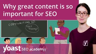Why great content is so important for SEO | SEO for beginners