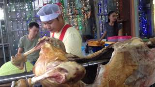Lao street food, Fast food, Asian street food