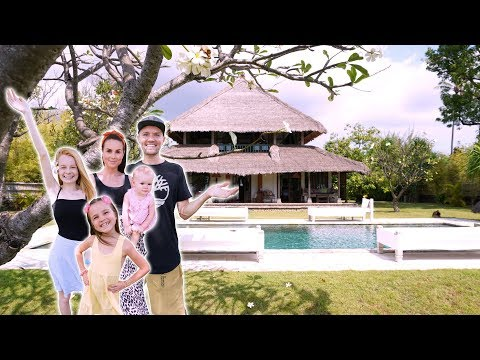 VACATION HOUSE TOUR REVEAL! **Bali**