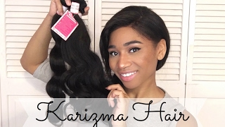 Hair Unboxing & Initial Review: Aliexpress Karizma Hair
