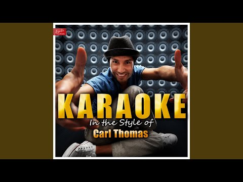 Summer Rain (In the Style of Carl Thomas) (Karaoke Version)