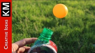 How to make Powerful Vacuum Cleaner from Pringles bottle
