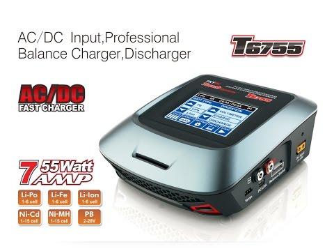 Зарядное устройство: SKYRC T6755