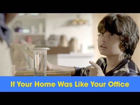 ScoopWhoop: If Your Home Was Like Your Office