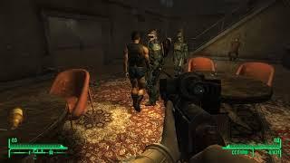 Fallout New Vegas   Прохождение #338 Секс с Сантьяго Би