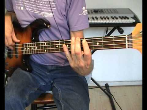 Looking Glass - Brandy (You're A Fine Girl) - Bass Cover ...