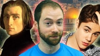 How are Justin Bieber, Franz Liszt and Jerusalem Connected? | Idea Channel | PBS Digital Studios