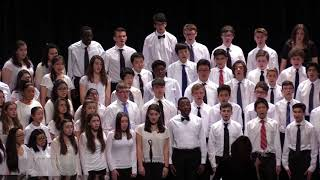Cherry Hill High School East 2018 Winter Choral Concert