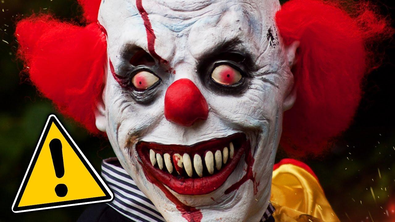 Le chef des clowns tueurs youtube - Photo de clown a imprimer ...