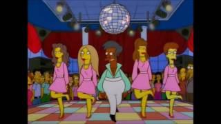 Le célibat d'apu Les Simpson