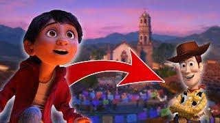 10 SECRETS INCROYABLES dans le film COCO