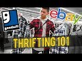 Top 5 Things You NEED To Know About Thrifting & Reselling Ft. Supahotthrifts