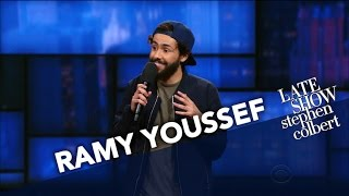 Ramy Youssef Is Expecting A Hogwarts Letter From Isis