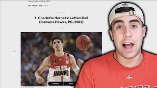 Reacting to Bleacher Report's 2020 NBA Lottery Mock Draft