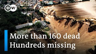 Floods in Germany: Could loss of life have been prevented?