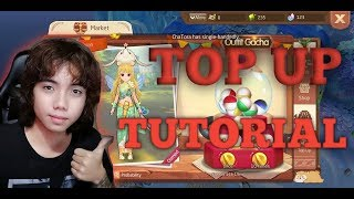 Laplace M (SEA) - SAFE TOP UP TUTORIAL ( PINOY ) #TopUpTutorial #MMORPG #LaplaceM,
