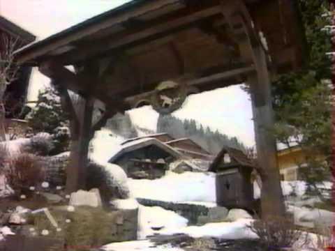 Les Gets dans Télé Matin - 24/01/2002