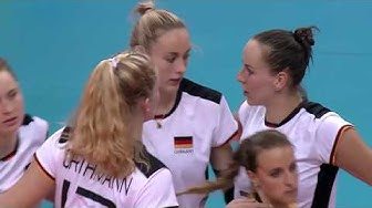 Deutschland vs. Dom. Republik - GAME HIGHLIGHTS