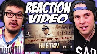 Rustom Official Trailer Reaction Video | Akshay Kumar | Discussion