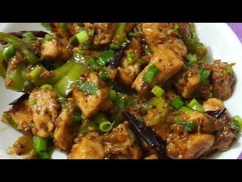Boneless Pepper Chicken Dry Recipe