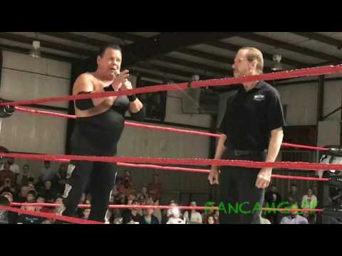 Jerry Lawler vs Doug Gilbert - SPWA