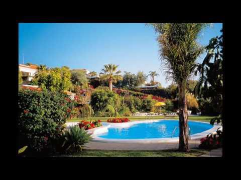 Bungalows en villa 39 s la palma jardin op la palma youtube for Athos palma jardin