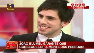 João Blümel lê a mente de Fátima Lopes