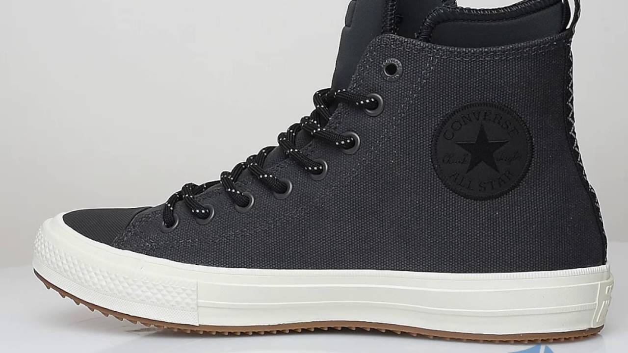 Aug 16, 2015. Converse updated its classic chuck taylor all star shoe. A walk in one original and one chuck ii reveals some differences.