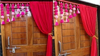Latest New Style Door TORAN from WOOL | Sonali