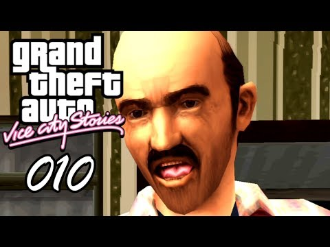 GTA Vice City Stories #010 🔫 Deutsch 100% ∞ Fear the Repo | Waking up the Neighbors ∞ Let's Play