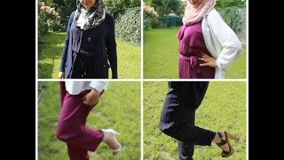 Hijab OOTD : Comment porter une combinaison - How to wear a jumpsuit