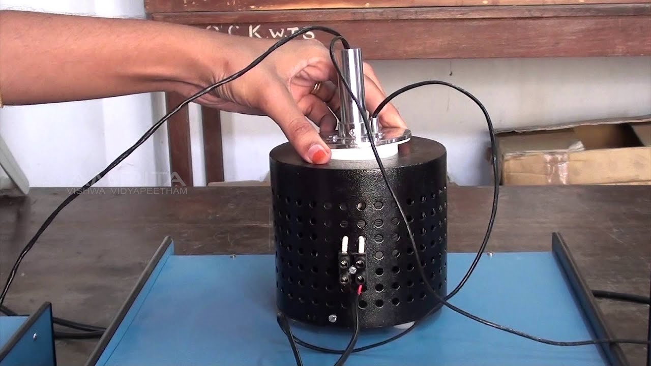 Resistivity By Four Probe Method Amrita University Youtube Electrical Wiring Free Pdf