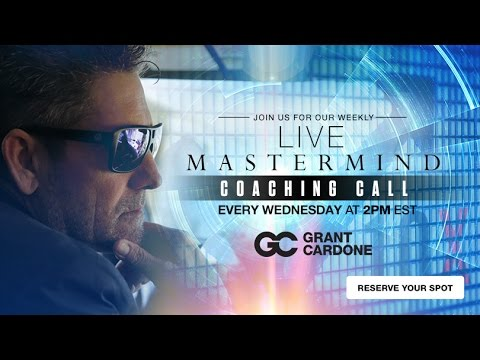 How to Handle Cold Calls - Grant Cardone Mastermind