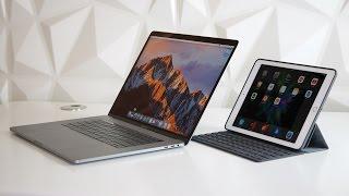 MacBook Pro or iPad Pro: THINK TWICE!