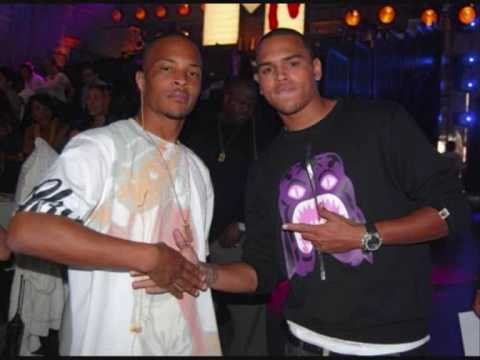 T.I. ft. Chris Brown - Leaving with Me