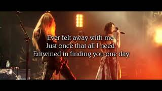 NIGHTWISH - Ever Dream - lyrics video