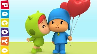POCOYO in English NEW SEASON Full episodes POCOYO AND NINA 30 minutes! VALENTINE'S DAY SPECIAL! (1)