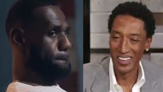 "Scottie Pippen SLAMS Lebron James & Stephon Marbury Calls Him A ""Bum"" Who ""Cant Shoot""!"