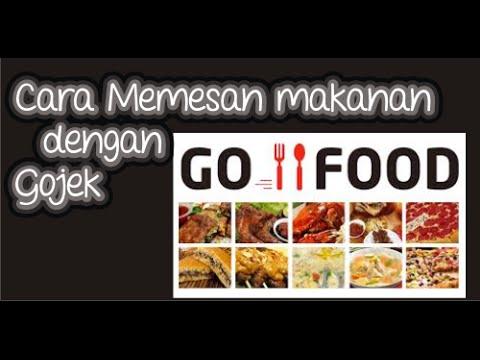 Cara Pesan Makanan Lewat Gojek (Go-Food)