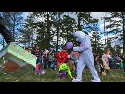 Okanagan Mission Hall Good Friday Easter Egg Hunt!