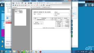 TUTO LOGICIEL GESTION COMMERCIAL ALGERIE - Modification de vente