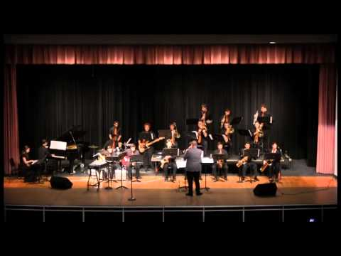 RHS Jazz Ensemble: Big Noise From Winnetka (2015 Spring Concert)