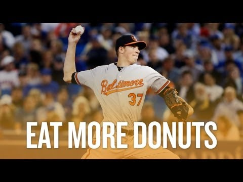 Kevin Gausman Needs His Donuts - The Daily Win