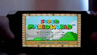 [PSP] SNES Emulator