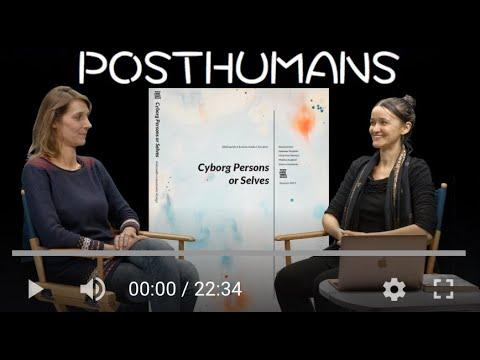 Posthuman Identity & Non-Human Personhood - Dr.Ferrando Interviews Dr.Aleksandra Łukaszewicz Alcaraz
