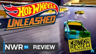 Hot Wheels Unleashed (Switch) Review in Progress (Video Game Video Review)
