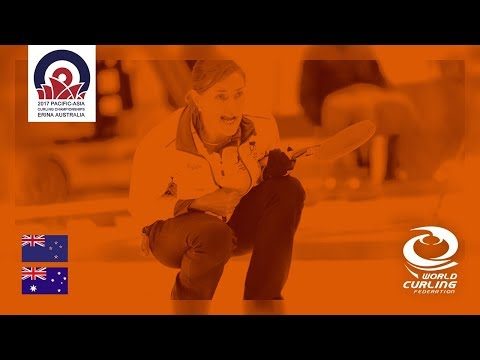 New Zealand v Australia - Women - Round-Robin - Pacific-Asia Curling Championships 2017